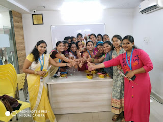 Women's Day Celebrations at Honeyy Group Branches