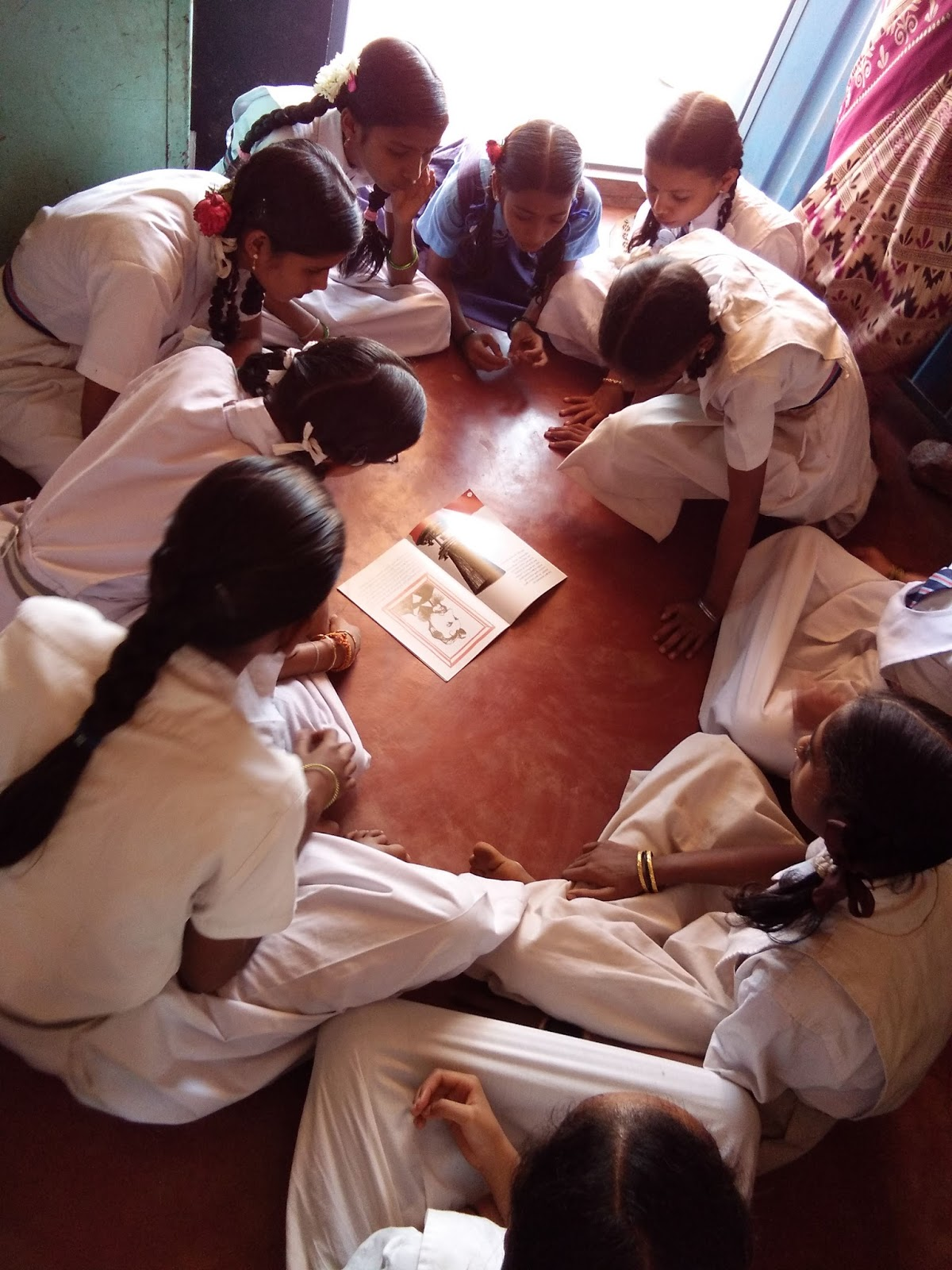 Sparking Curiosity through STEM books - Pratham Books