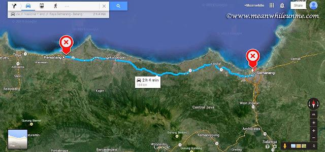 Panduan Perjalanan: Rute Pemalang-Semarang