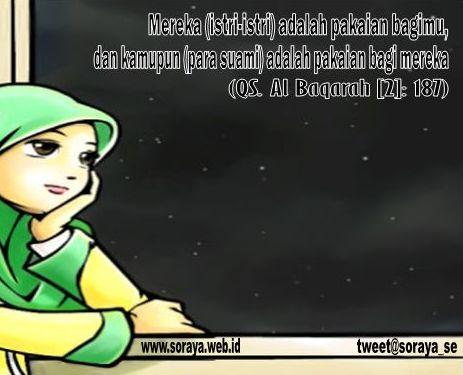 Wanita Menurut Al-Qur`an (Ayat Ayat Tentang Wanita)