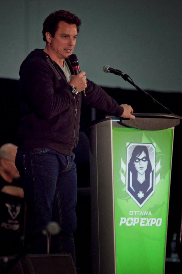Capital Geek Girls: John Barrowman Live at Ottawa Pop Expo