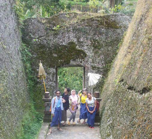 Gunung Kawi Bali Rock-cut Architecture Temple & Royal Monument Tampaksiring
