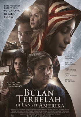 Download film Bulan Terbelah Di Langit Amerika Full Movie Bluray (2015)