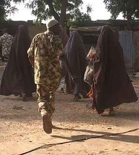 How FG, UN Secured Freedom For The 21 Chibok Girls Last Night