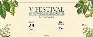 V Festival de Cerveceros Artesanales