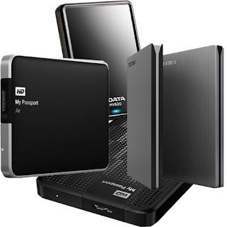 Tips Memilih dan Membeli Hard Disk External Yang Bagus