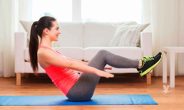 Practicar ejercicio en casa, clave para la salud física y financiera