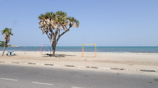 Not many tourists in Djibouti