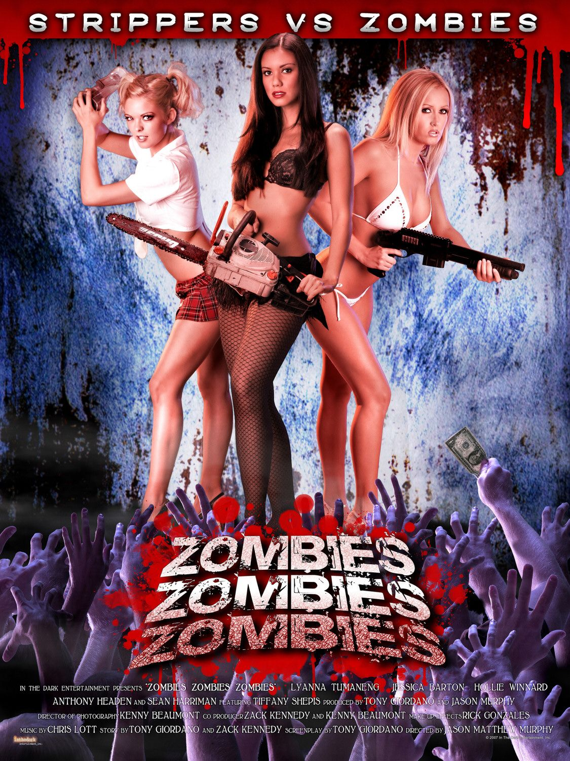 Zombie Strippers Porn 18