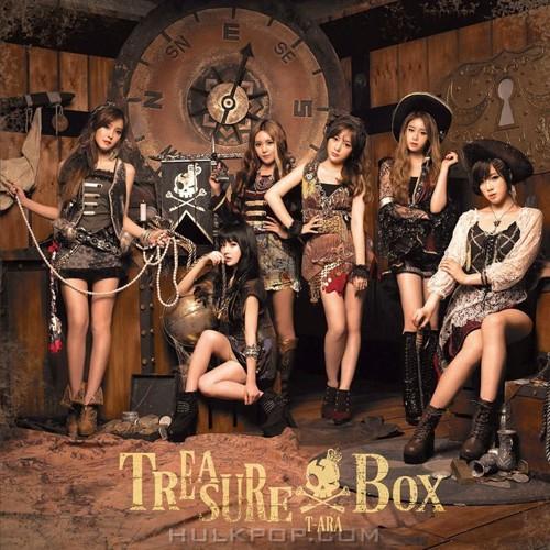 T-ara – Treasure Box (Japanese) (FLAC)