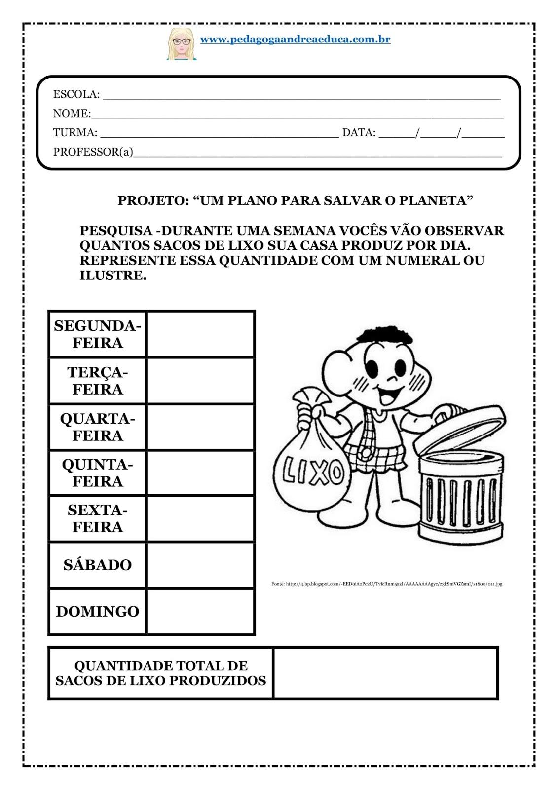 Atividades Para Imprimir Filme Turma Da Monica Um Plano Para