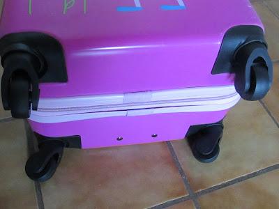 valise à roulettes pour fille