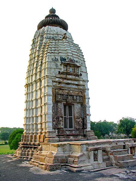 Parvati Temple, Khajuraho, India built between 950 – 1050 AD