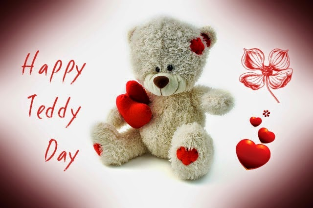 Happy Teddy Bear Day Images for Girls