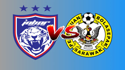 Live Streaming JDT II vs Sarawak Liga Premier 30.3.2019