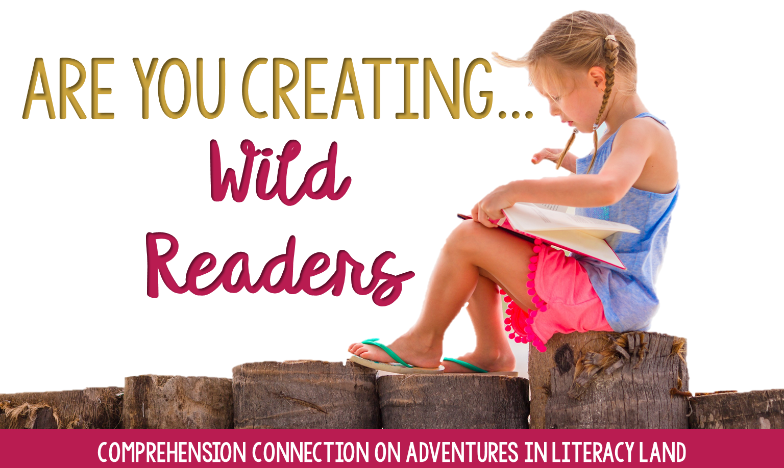 Reading in the Wild by Donalyn Miller is a game changer book. Check out this post to see how YOU can make your readers wild about reading.