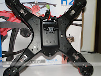 JJRC H25 Quadcopter Transmitter - Battery Compartment