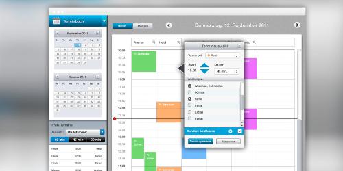 studiolution: die Cloud-Software im Einsatz.