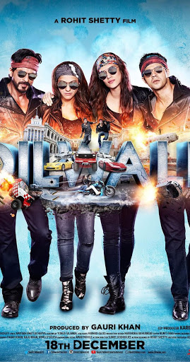 Dilwale (2015)