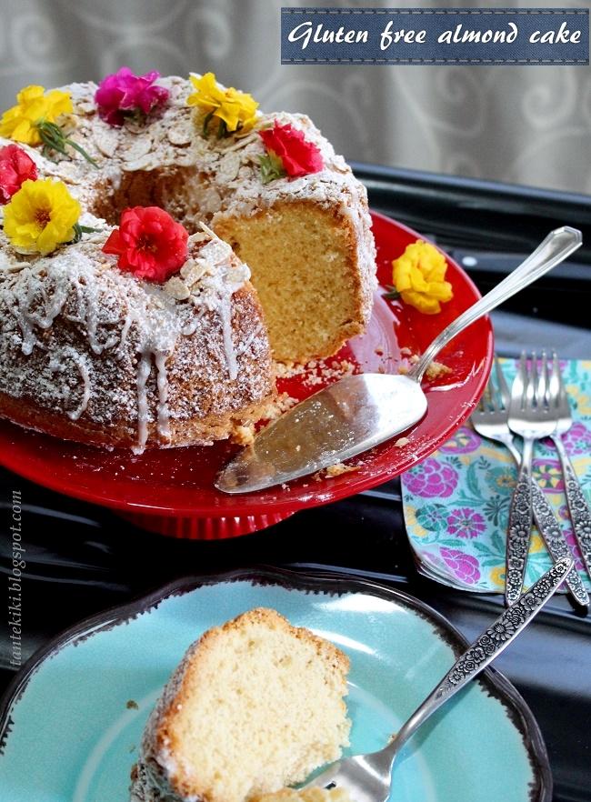 Κέικ με άμυλο πατάτας, χωρίς γλουτένη
