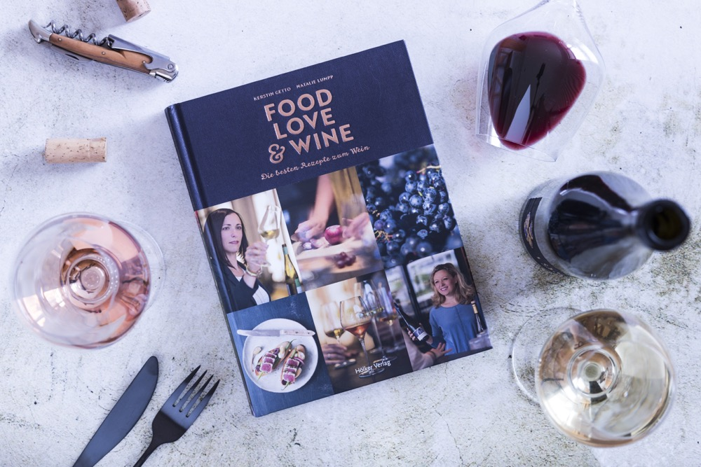 Food, Love & Wine von Kerstin Getto, Cover (Rezension) | Arthurs Tochter kocht. von Astrid Paul. Der Blog für food, wine, travel & love
