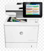 HP LaserJet Enterprise Color MFP M577f Driver Download