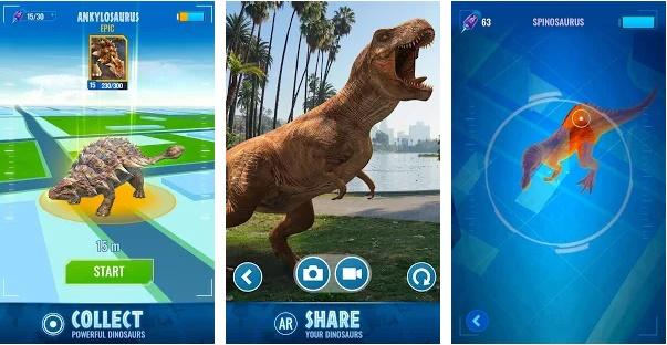 Jurassic world alive mod apk download | Download Jurassic