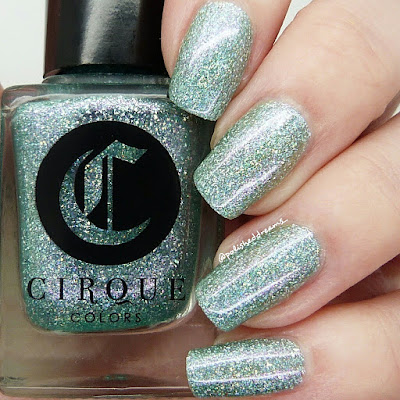 Cirque Colors Winter Bloom Nail Polish