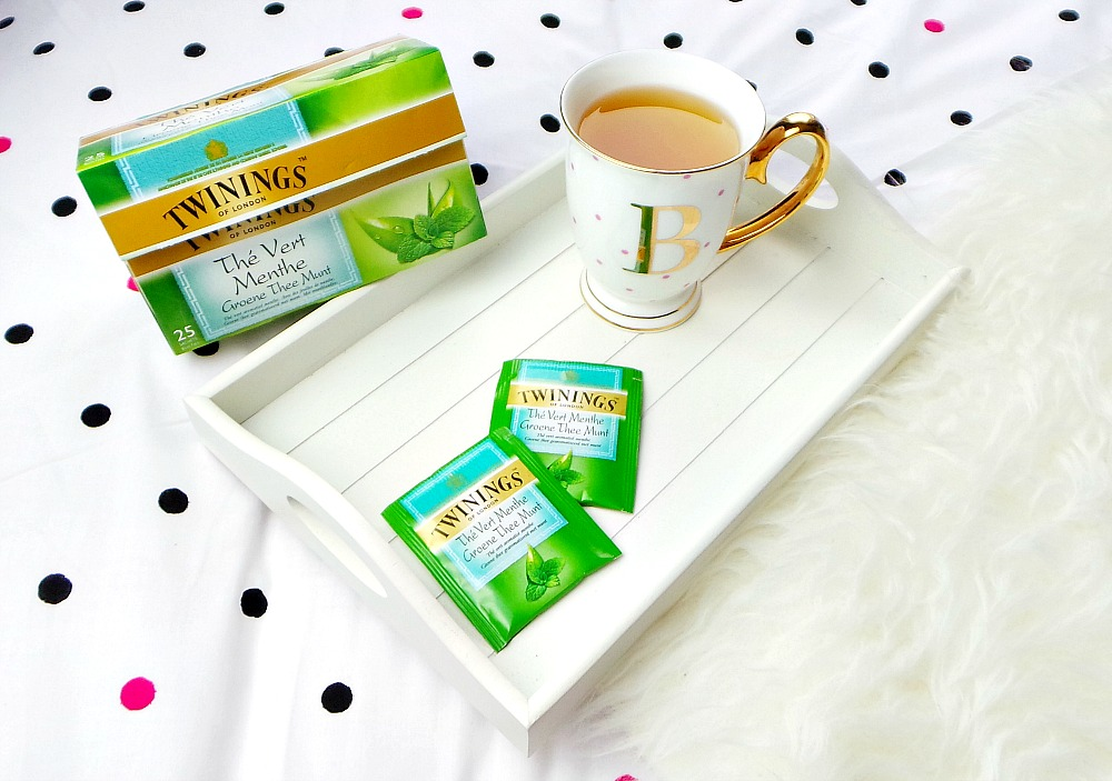 Twinnings Green Mint Tea