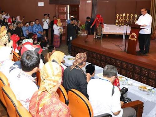 Pembukaan Festival Seni ABG 2017 Jawa Barat