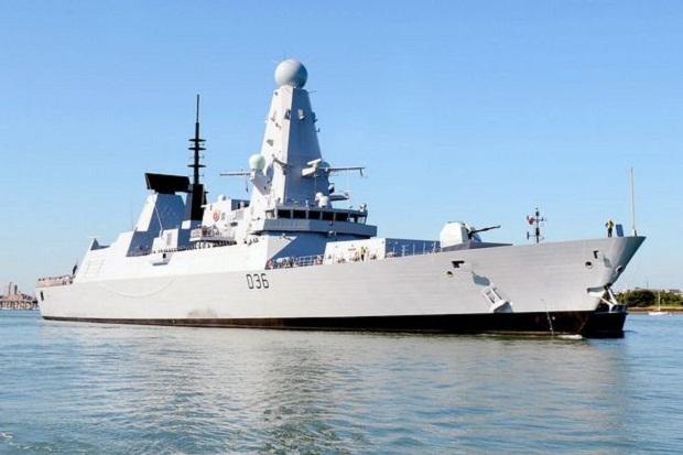 Kapal Destroyer Canggih Andalan Inggris Mogok di Laut Mediterania.jpg