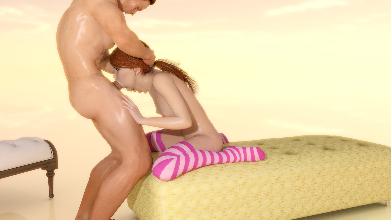 Thought differently, 3d teen daz studio xxx