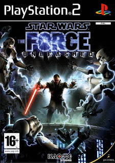 Star Wars The Force Unleashed PAL PS2