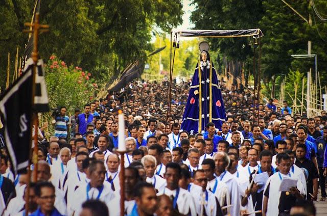 Semana Santa : Tradisi Paskah Yang Tersohor