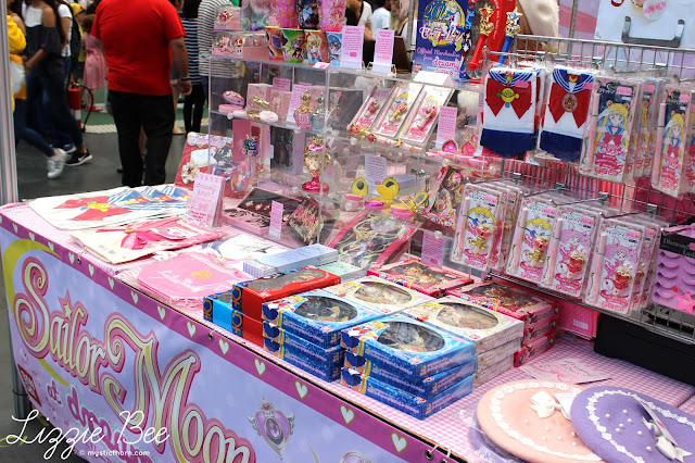 dreamy bows, sailor moon, hyper japan