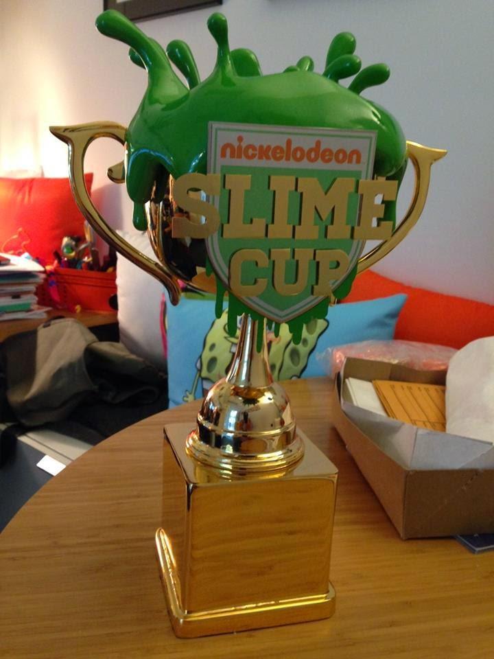 Nickelodeon Brasil Online : nickelodeon, brasil, online, NickALive!:, Winning, Nickelodeon, Slime, Is...
