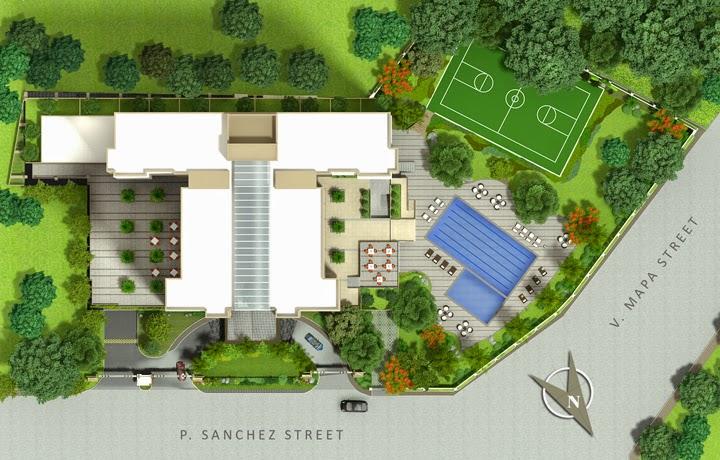 Illumina Residences Site Development Plan