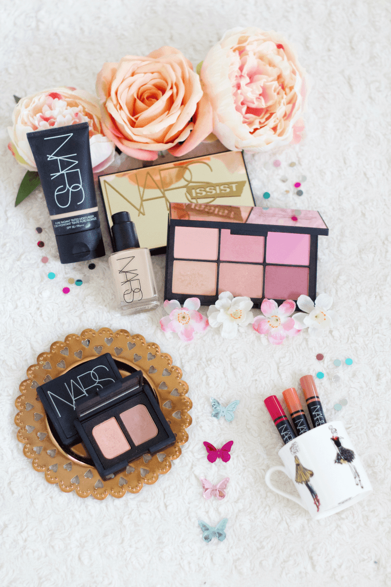 My favourite Nars products