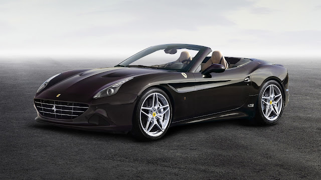 "Ferrari California T ""El Steve McQueen"""