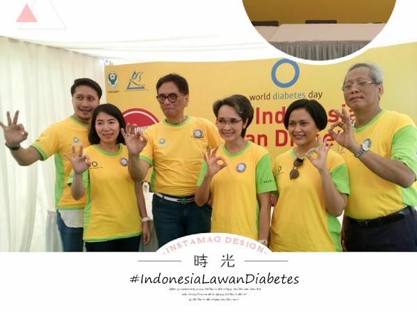 Ayo Wujudkan Indonesia Bebas Diabetes Mulai Sekarang Juga!