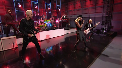 "No Doubt Are ""Looking Hot"" On The Tonight Show With Jay Leno!"