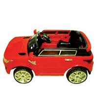 Pliko PK8300N Range Rower Battery Toy Car