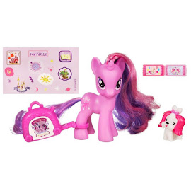 My Little Pony Traveling Single Wave 1 Twilight Sparkle Brushable Pony