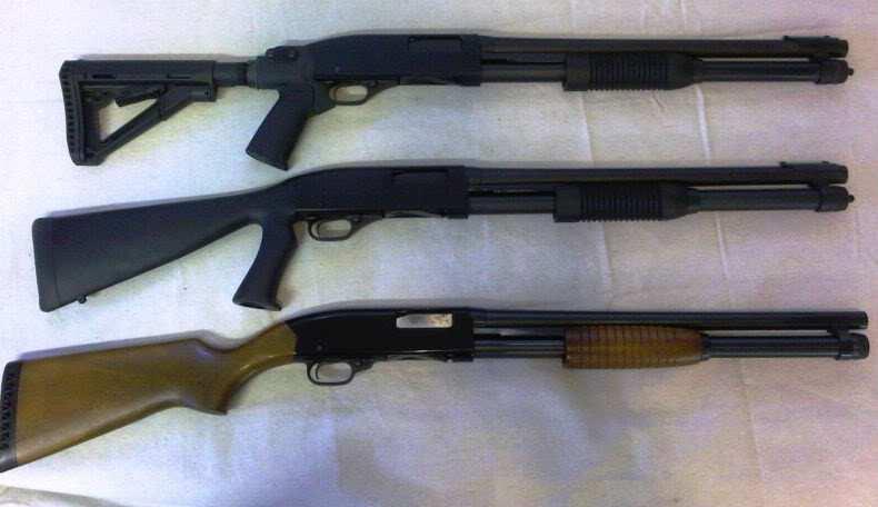 Modern Firearms Winchester 1300