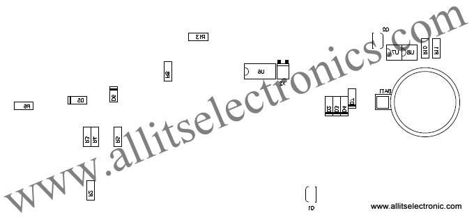 all its electronics  89sxx development board