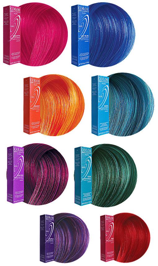 Ion Color Brilliance Semi Permanent Hair Color Reviews Hair Color