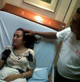 [VIDEO] Suster Ngesot Ditendang Satpam, Orangtua Ogah Damai