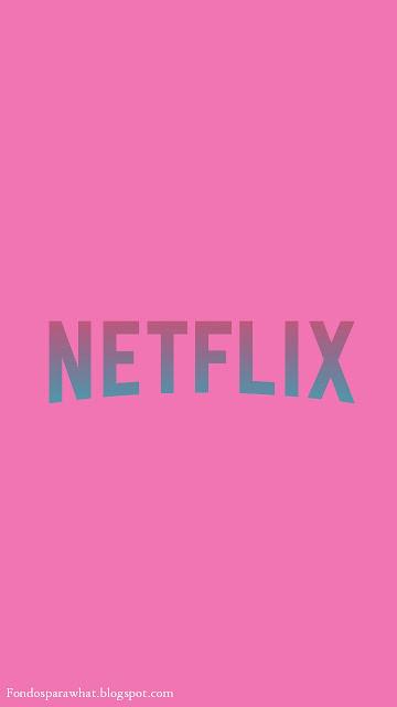 3 Fondos de Pantallas en Tonos Rosas #Netflix