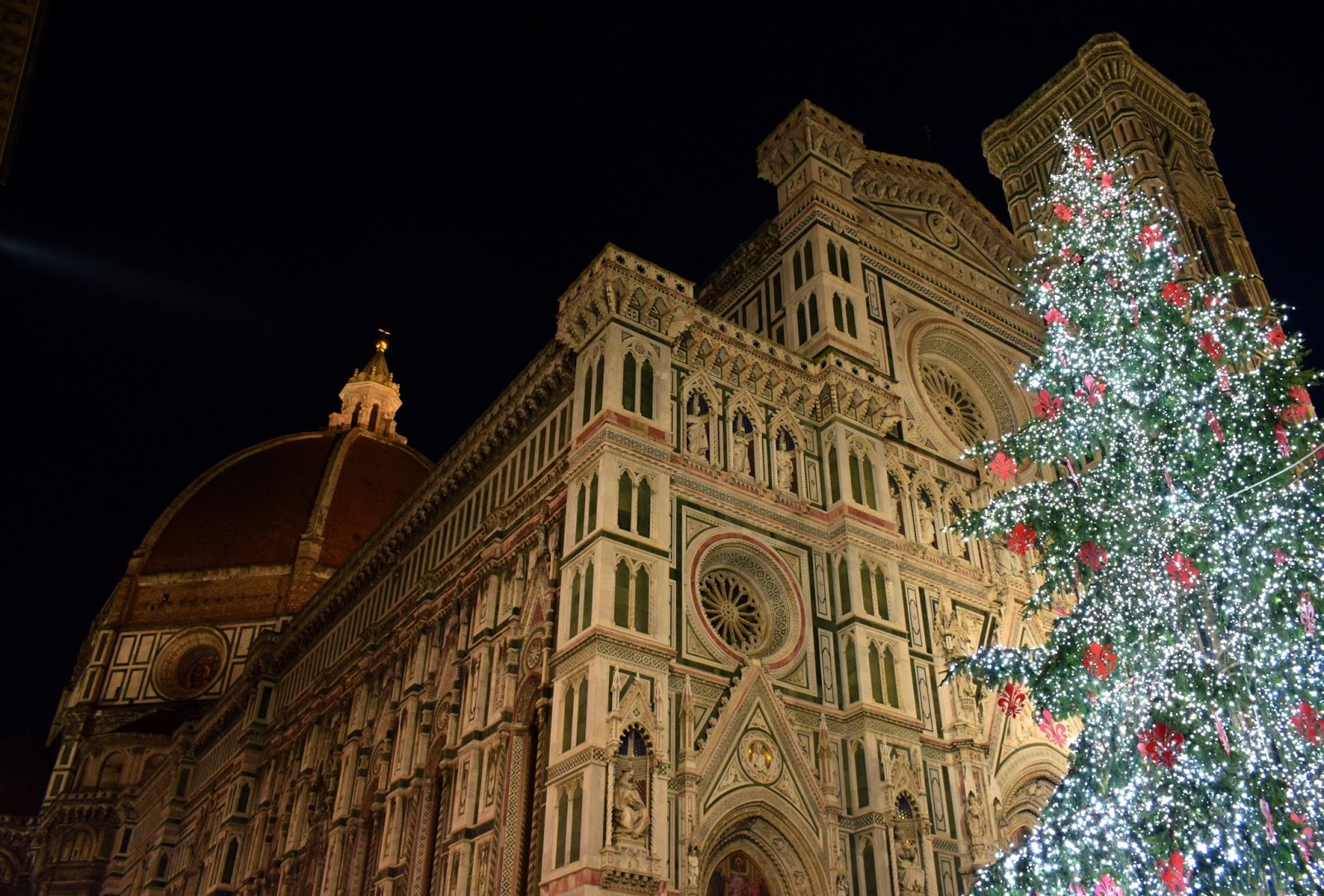 Natale e Capodanno a Firenze al Lungarno Collection