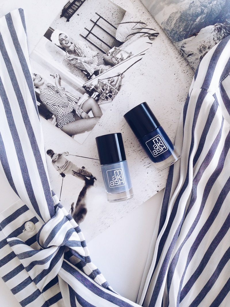 dante6 bluse, makiash nailpolish
